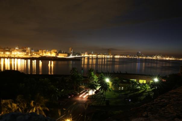 Habana nocturnal. Foto: Jesús Reina Carvajal