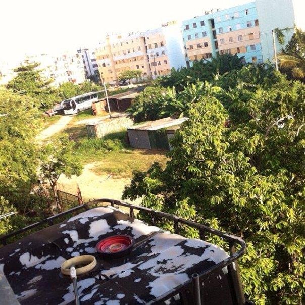 Foto: Reparto Alamar en las Afueras de La Habana, Foto tomada el 14 de Octubre de 2014 por contafisca