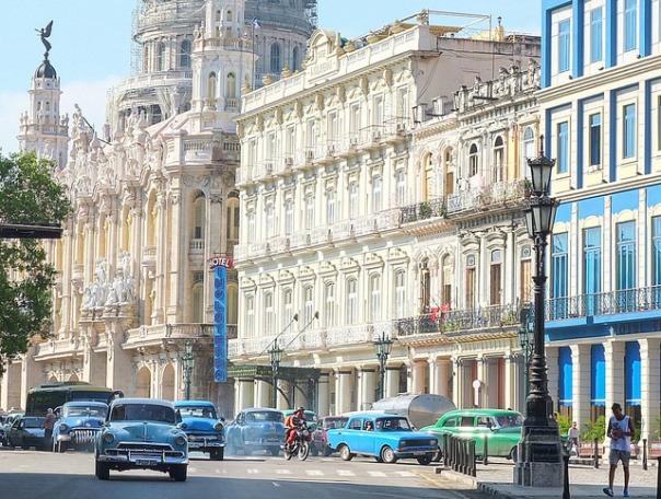 Los viejos tiempos en La Habana, foto tomada el 2 de octubre de 2014 por Stefan Vetter