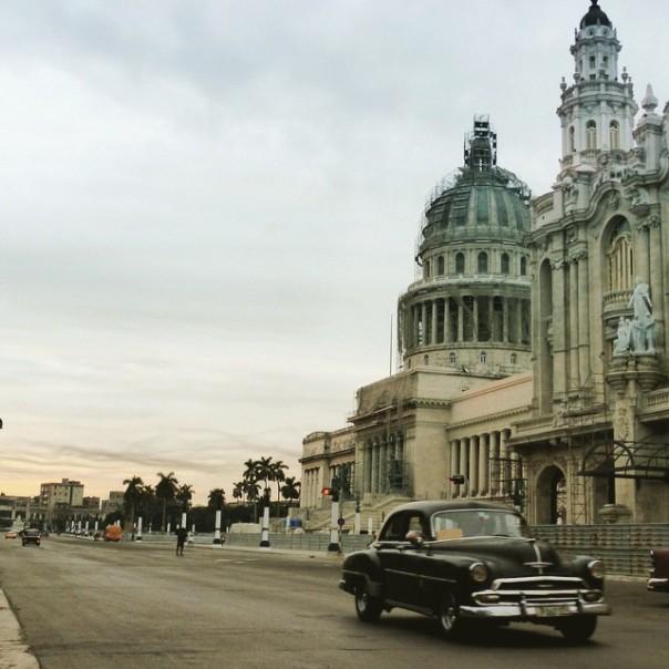 Capitolio de La Habana. Foto: à l'aise